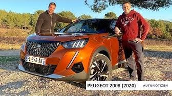 Peugeot 2008 (2020): City-SUV im Review, Test, Fahrbericht