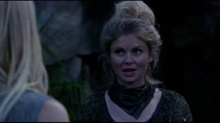 Эмма просит Динь Динь помочь им пробраться в логово Пэна  3x03