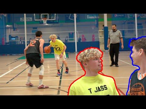 Men's Basketball League (Episode 1)