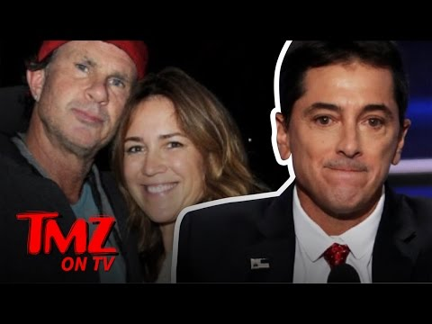 Scott Baio Claims Chili Pepper's Wife Physically Attack Him… OVER TRUMP | TMZ TV
