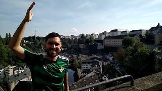 ¡¡Y que viva el Betis hasta en Luxemburgo!! 04/09/2017