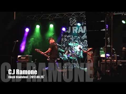 C.J Ramone | Eksjö Stadsfest | 2017.08.25
