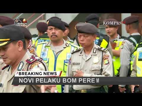Novi Pelaku Bom Perempuan Pertama di Indonesia