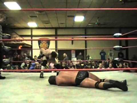 ESW  Brandon Thurston vs. Chris Cooper 11102010