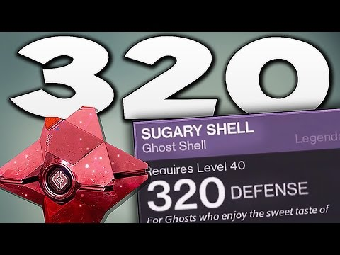 Destiny - HOW TO GET EASY 320 GHOST !!