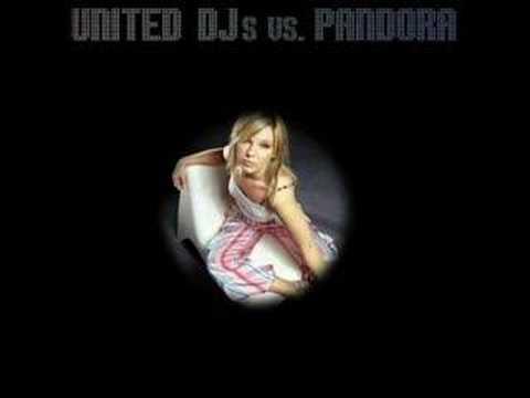 Pandora vs United Dj's - Tell the world