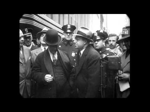 March 1933 - Happy days are here again! Prohibition ends