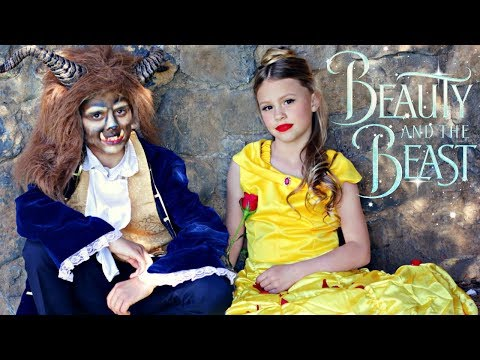 Beauty and the Beast - Tale As Old As Time Cover Kids Music