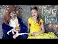 Beauty and the Beast - Tale As Old As Time Cover Kids Music Video (The Daya Daily)