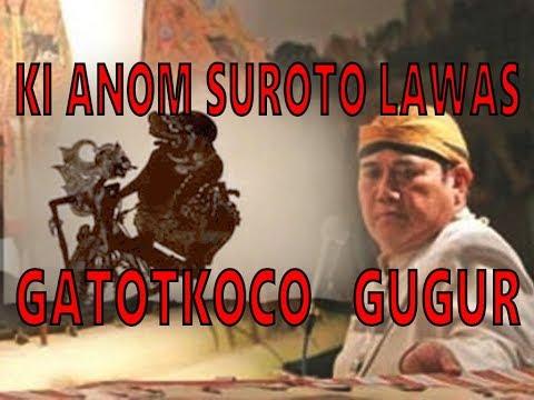 Tombo Kangen Wayang Kulit Lawas Ki Anom Suroto Gatotkoco Gugur