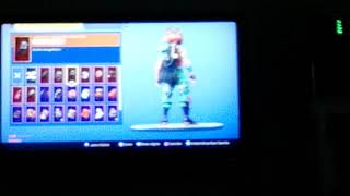 MY INVENTORY IN FORTNITE 178 DAYS LATER-FROM 30 MAY UNTIL NOVEMBER 24