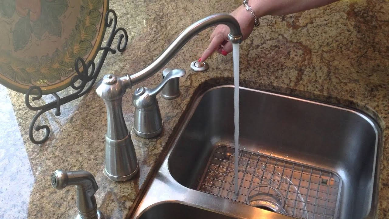 Garbage Disposal Counter Top Button   Helpful Home Tips With Patti Trevino    YouTube