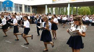День знаний в Борисоглебске