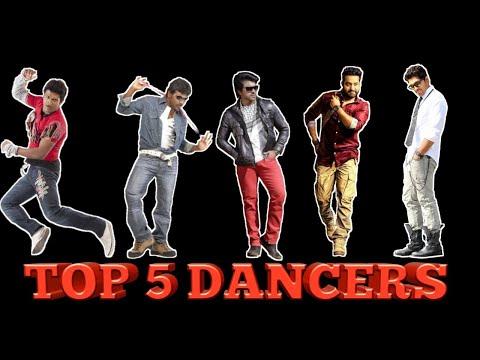 Top 5 Dancers In South Indian Actors