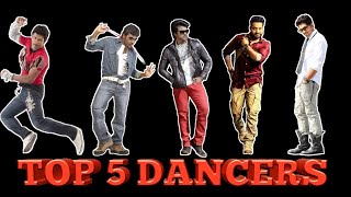 Download Top 5 Dancers In South Indian Actors Mp3 and Videos