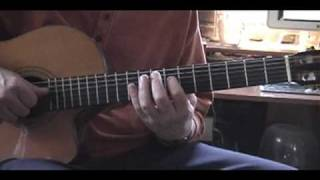 Acoustic Funk Guitar Lesson by Mark Stefani - Part 2
