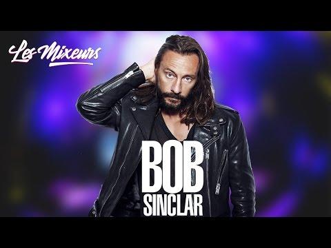 Les Mixeurs - Interview Bob Sinclar @Festival Pharaonic 2017