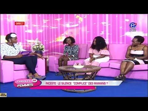 """PAROLES DE FEMMES (INCESTE: LE SILENCE """"COMPLICE"""" DES MAMANS?) du 20/03/2018 thumbnail"""