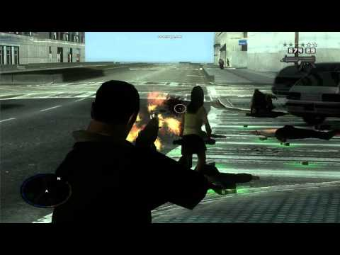 GTA IV TO SA Updated Gameplay