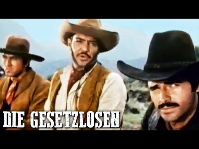 Die Gesetzlosen | WESTERN ACTION | Ganzer Spielfilm | Deutsch | Drama | Cowboyfilm