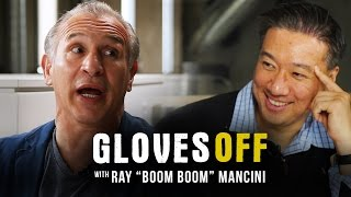 Gloves Off With Ray Mancini- Back in the Boom Boom Room