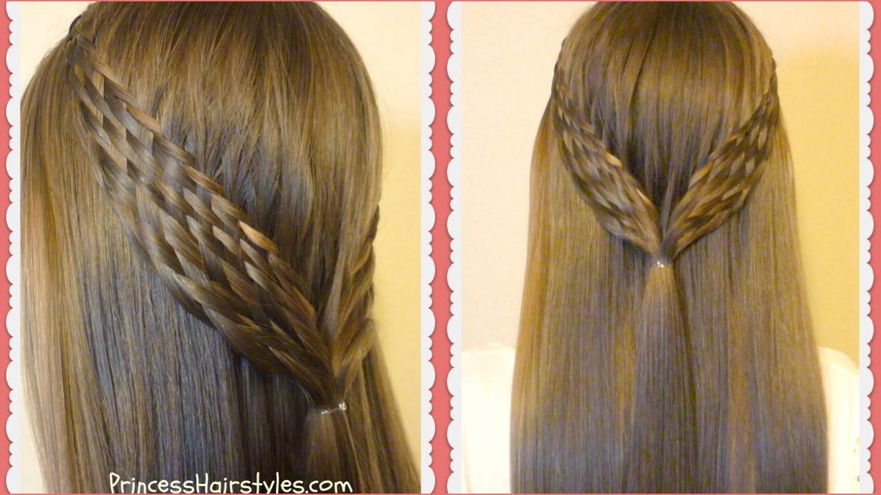Braided Pull Back Hairstyles | Hair