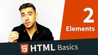 HTML Basics: 2. Elements