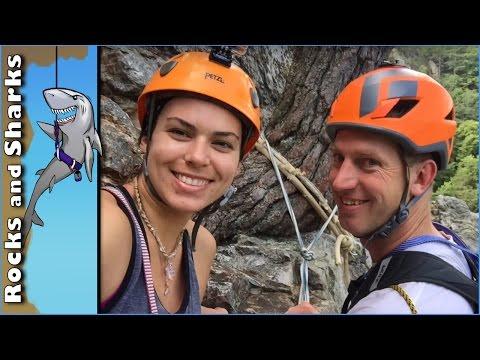 Seneca Rocks, WV Rock Climbing Trip