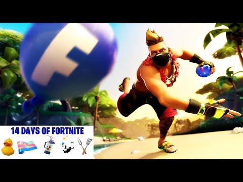 Fortnite New 14 Days of Summer Event Details + All Free Rewards! (Fortnite New Event)