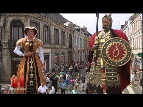 Les Fêtes de Gayant 2017 en intégralité sur France 3