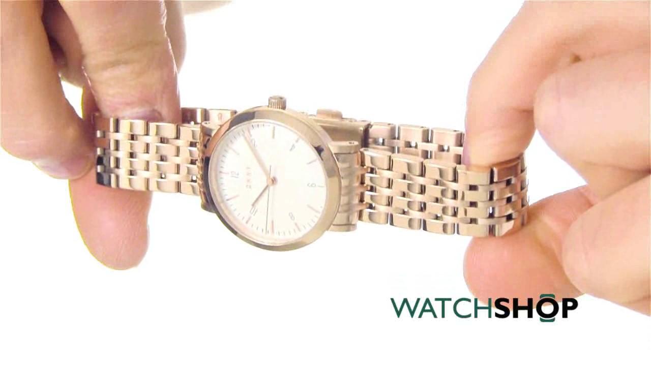 DKNY Ladies  Minetta Watch (NY2511) - YouTube f1217071b1c