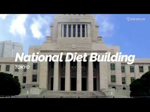 National Diet Building, Tokyo | Japan Travel Guide