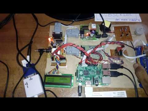 Automatic Vehicle Accident Alert System using Raspberry Pi