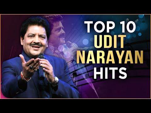 Hits of Udit Narayan | Top 10 Udit Narayan Songs | Evergreen Hindi Songs |  Mujhe Haq Hai