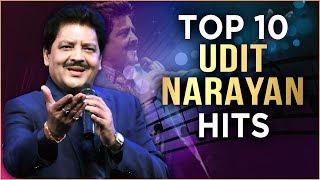 Best of Udit Narayan   Top 10 Udit Narayan Hits   Evergreen Hindi Songs    Mujhe Haq Hai