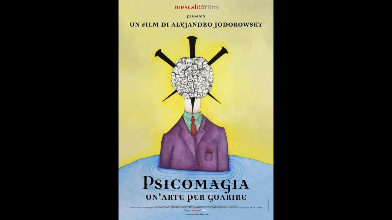 """Trailer """"Psicomagia, un'arte per guarire"""" di Alejandro Jodorowsky"""