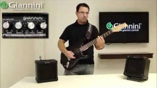 Cubo Para Guitarra G6 GIANNINI - Mundomax