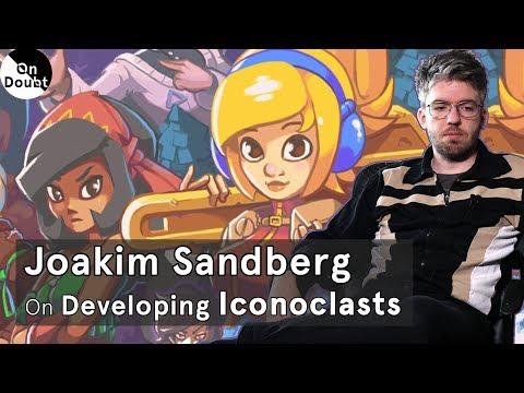 Making Of ICONOCLASTS Videogame: Joakim Sandberg Interviewed