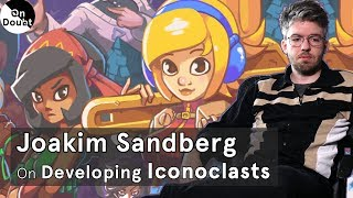 Making Of ICONOCLASTS Videogame: Joakim Sandberg Interviewed