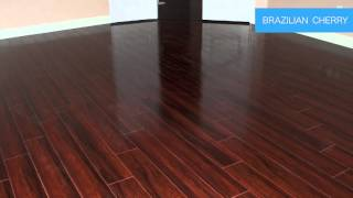 Brazilian Cherry Laminate Flooring | USA Laminate Flooring | Miami - Sunrise, Fl