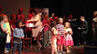 welkomlied House of Music // Children are Composers