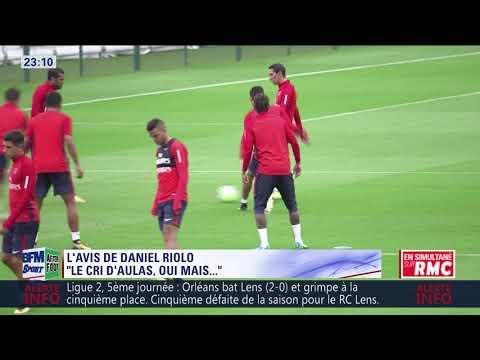 After Foot du lundi 28/08 – Partie 4/6 - Jean-Michel Aulas réagit à l'avis tranché de Daniel Riolo