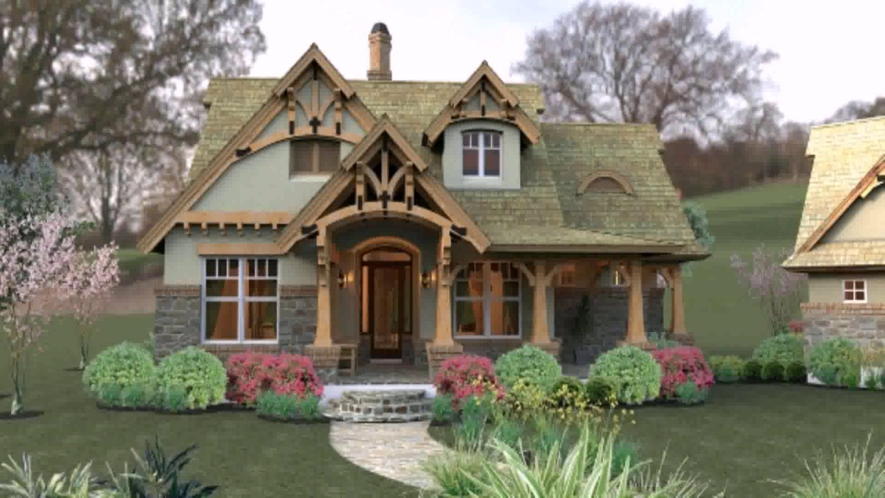 American bungalow style house plans youtube for American bungalow style