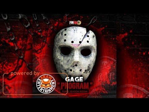 Gage - Program [Purge Season Riddim] July 2017