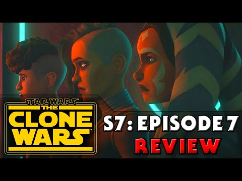 "Star Wars: The Clone Wars Season 7 EPISODE 7 ""Dangerous Debt"" Review (SPOILERS)"