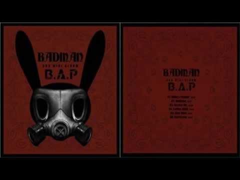 [MP3/DL] B.A.P (비에이피) - BADMAN