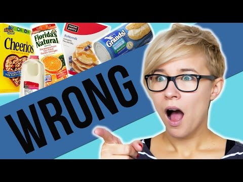 6 Ways You're Eating Breakfast Wrong