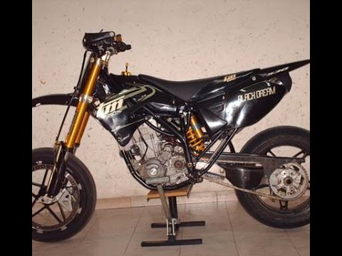 Ktm 500 Exc For Sale >> TM Black dream 530 - First time on a supermoto - Scared ...