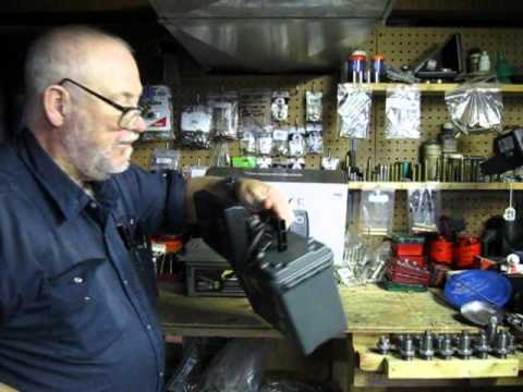 DIY How to make your Humminbird Helix 5 Fish Finder Portable for Ice Fishing