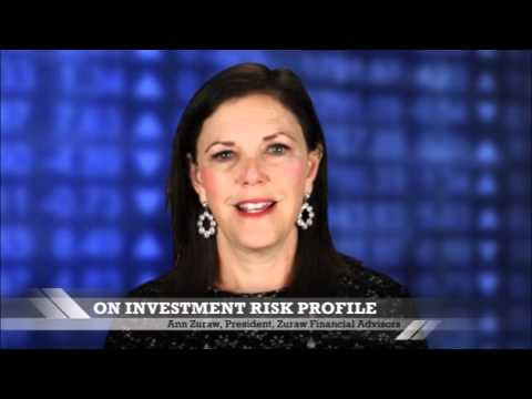 Ann Zuraw Asks - What is your Investment Risk Profile?